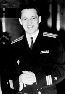 Colonel Yevgeny 'Eugene' Ivanov of Soviet Military Intelligence, who became yet another victim of the affair.