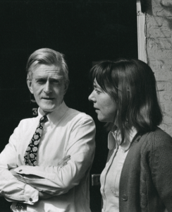 Jock Kinneir and Margaret Calvert