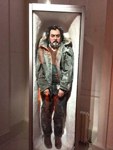 Paul Fryer's The Second Law - Kubrick frozen in time like Jack Torrance