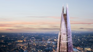 The Shard 2-pinnacle