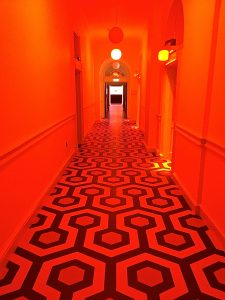The Shining Carpet (WT) 2016 by Adam Broomberg and Oliver Chanarin