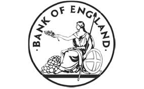 Britannia - the symbol of the Bank of England