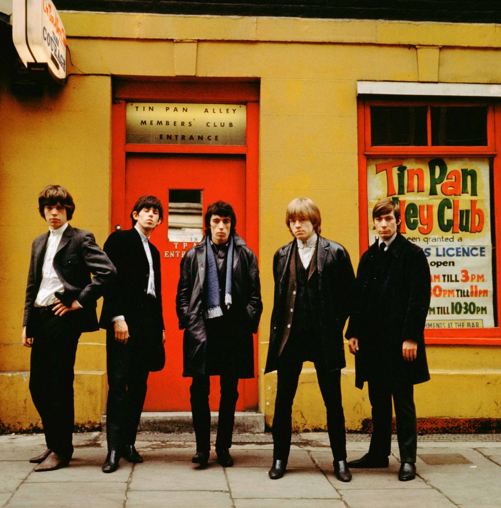 The Rolling Stones, Tin Pan Alley, 1963 © Terry O'Neill