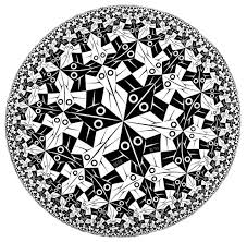 Circle Limit I, November 1958