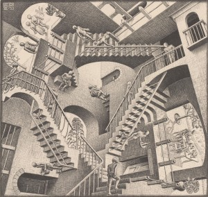 Relativity, July 1953