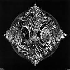 Tetrahedral Planetoid, April 1954