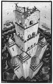 Tower of Babel, February 1928