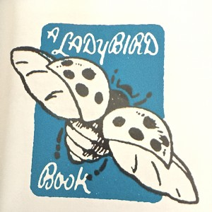 The original Ladybird logo, registered in 1915 by Wills & Hepworth of Lughborough