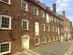 The 18th century House Mill at Bromey-by-Bow