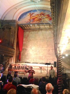Wilton's Music Hall. built 1859 and one of the last of its kind