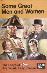 Some Great Men and Women, Book 6, Key Words Easy reader, 1972